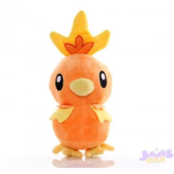 Peluche de Torchic Pokemon Pollito de...