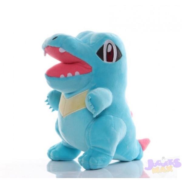 Peluche de Totodile Cocodrilo Pokemon...