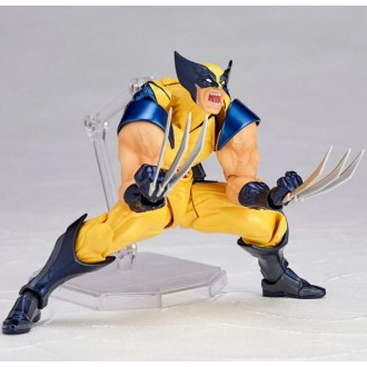 Figura Articulada Lobezno Marvel X-Men Totalmente Móvil Juguetes Online