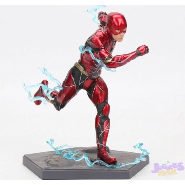 Flash Corriendo Figura en Acción Saga DC