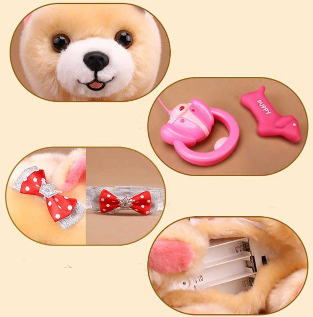 comprar perrito robot juguete online
